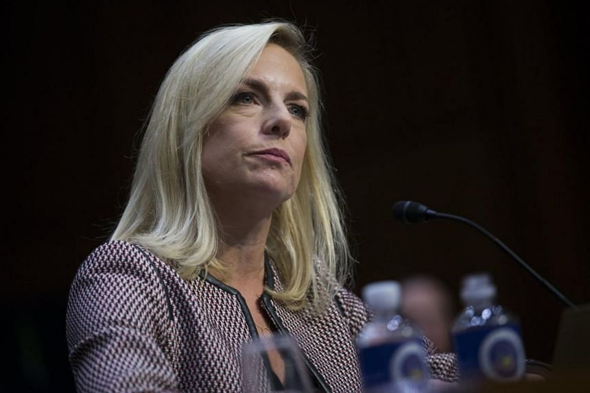 Secretary of Homeland Security Kirstjen Nielsen said that the current immigration system jeopardises the national security of the US based on a report released by the Trump administration.
