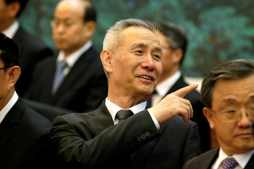 China's new political bureau member Liu He will shed light on the country's economic trends and the global implications of its policies at the annual meeting.