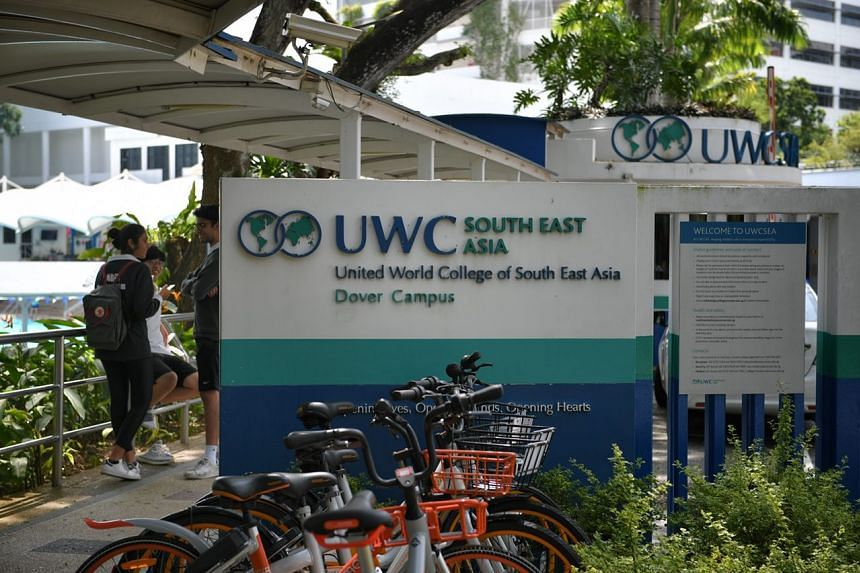 United World College (above) and Tanglin Trust School have alerted parents after two alleged attempts to kidnap their students in January.