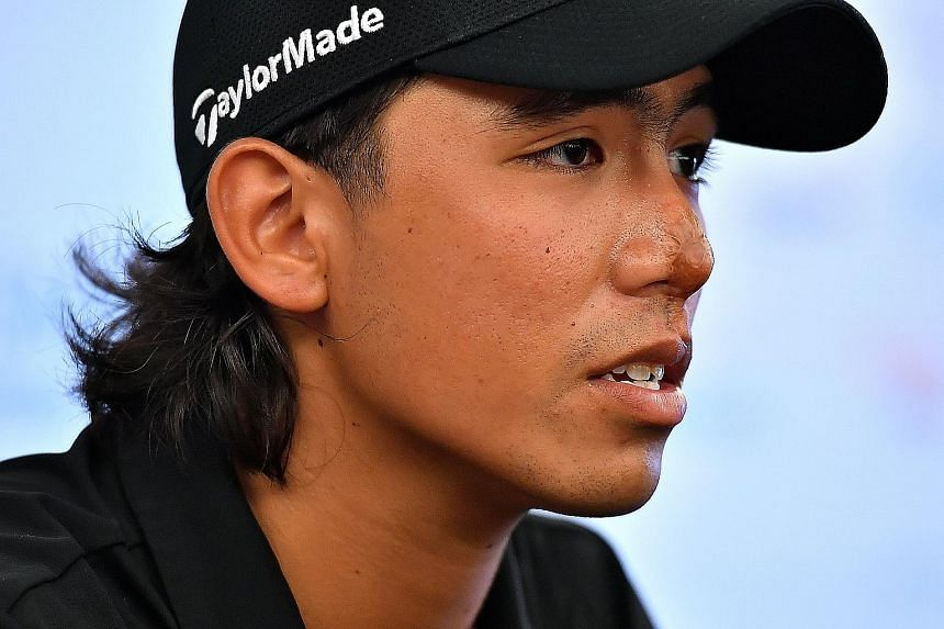 Malaysian golfer Gavin Green, who won the Asian Tour Order of Merit title last year, has set his sights on breaking into the top 100 of the world rankings and winning a European Tour event.