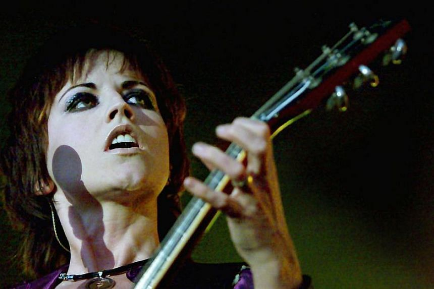Cranberries lead singer Dolores O'Riordan, 46, was found dead in a London hotel on Jan 15, 2018.