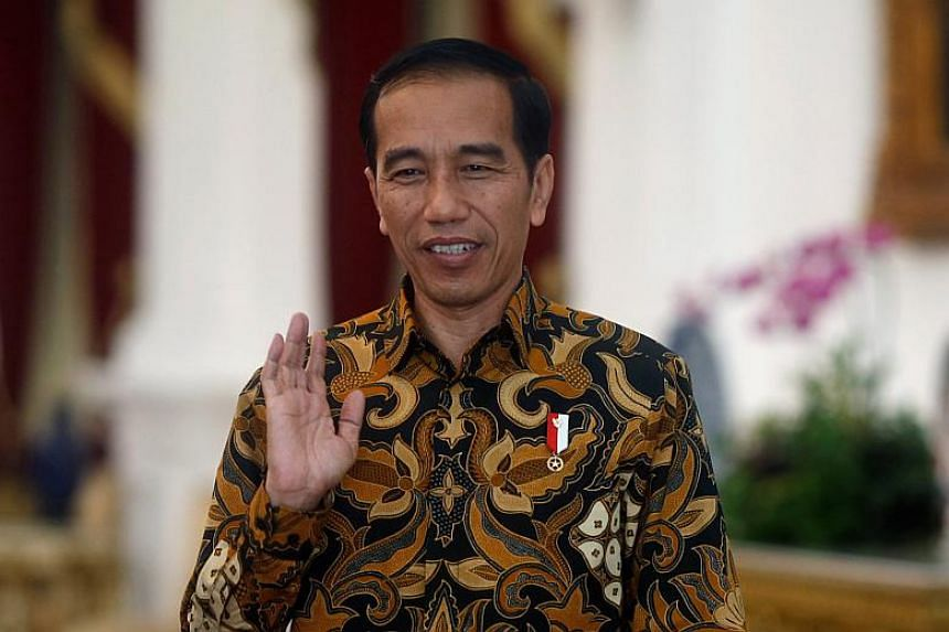 The reshuffle was widely expected as some of Indonesian President Joko Widodo's ministers have requested leave of absence to stand in regional elections later this year.