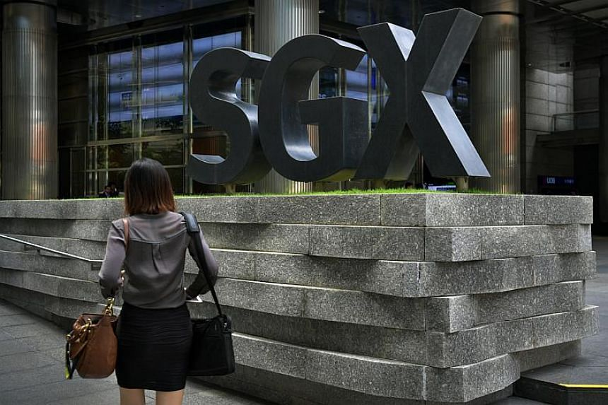 The modest increase left the Straits Times Index (STI) at 3,550.21 - its highest level since it finished at 3,570.5 on Dec 11, 2007.