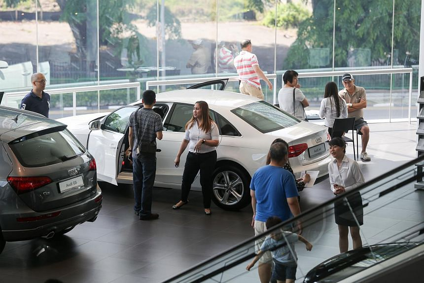 COE prices ended mixed in the first round of bidding for 2018, on Jan 4.