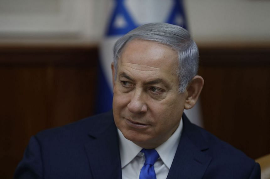 Israeli Prime Minister Benjamin Netanyahu said the US embassy could be moved to Jerusalem within a year, on Jan 17, 2018.