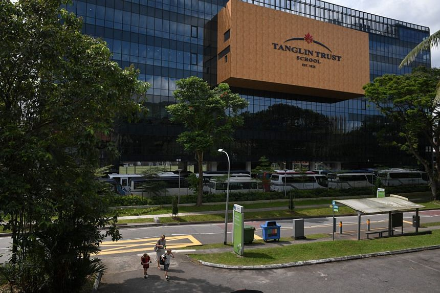 United World College and Tanglin Trust School (above)  have alerted parents after two alleged attempts to kidnap their students in January.