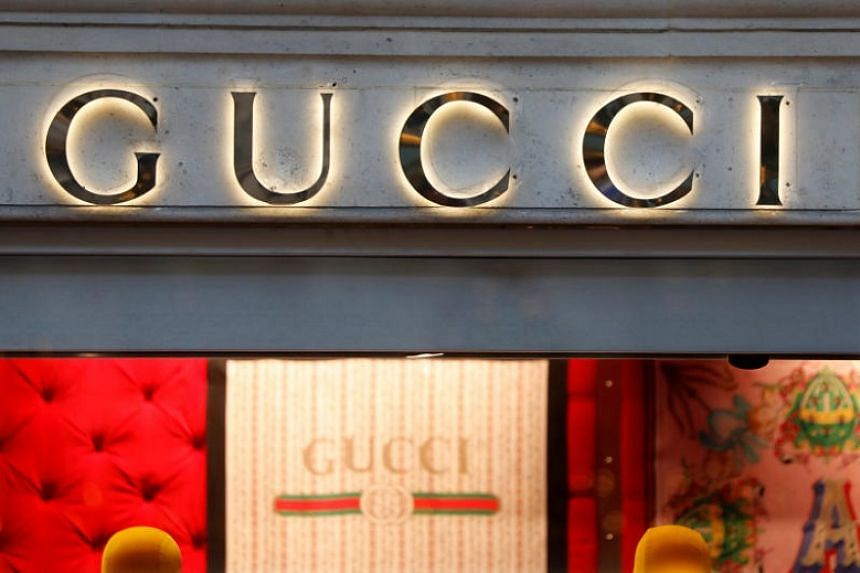 Fashion house Gucci (above) opened the luxe Gucci Osteria in the historic heart of Florence, Italy, on Jan 16, 2018.