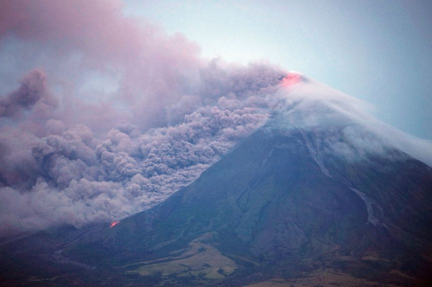 On Jan 16, the provincial board declared Albay under a state of calamity due to the threat of the eruption of Mount Mayon. The declaration would allow local governments to use their calamity funds to provide assistance to affected areas.