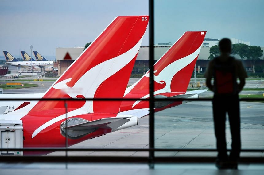 Qantas Airways burns an average of one litre of aviation fuel to fly a passenger 22 kilometres, 64 per cent more than the 36 kilometres achieved by the region's two most efficient carriers - Hainan Airlines and All Nippon Airways.