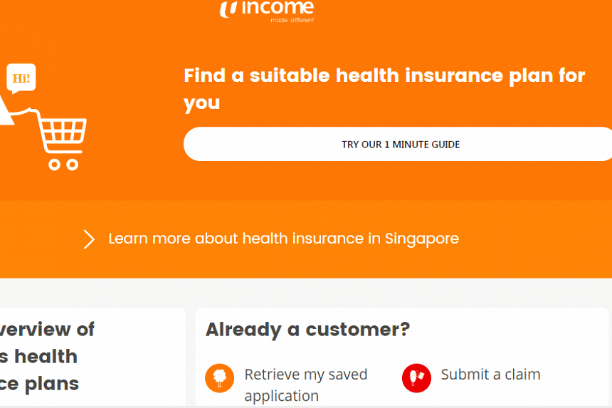 The online portal will allow customers to purchase, claim on and manage their Integrated Shield Plans.