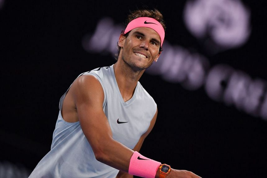 Tennis Rafael Nadal Says Lower Ranked Players Need More Money Tennis News Top Stories The Straits Times