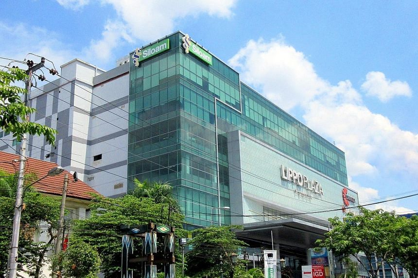 First Reit's gross revenue in the fourth quarter was lifted by maiden contributions from Siloam Hospitals Buton, Lippo Plaza Buton and Siloam Hospitals Yogyakarta (above).