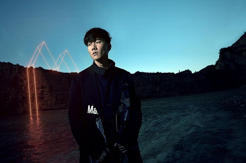JJ Lin has been on a roll in recent years, with Golden Melody Award wins for Best Male Vocalist for Stories Untold in 2014 and From M.E. To Myself in 2016.