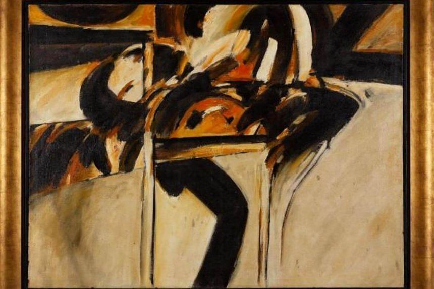 Pago Pago (1969) by Latiff Mohidin.