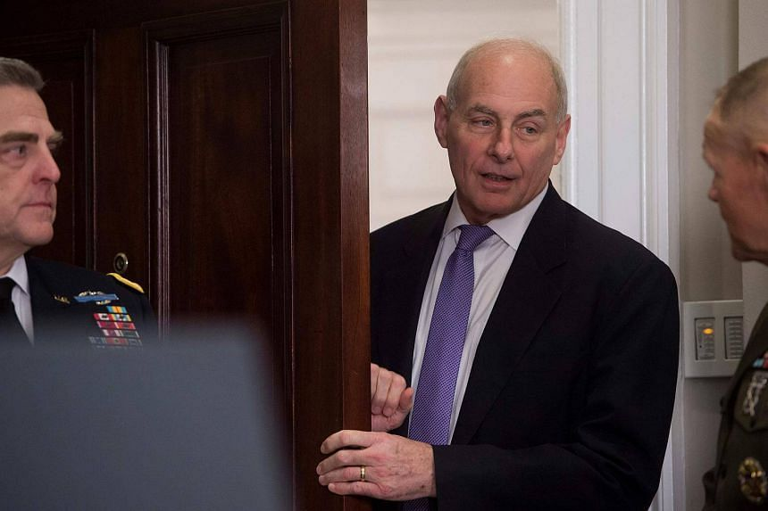 John Kelly, the retired Marine general, has been credited with bringing a measure of discipline to US President Donald Trump's chaotic White House during his six months as chief of staff.