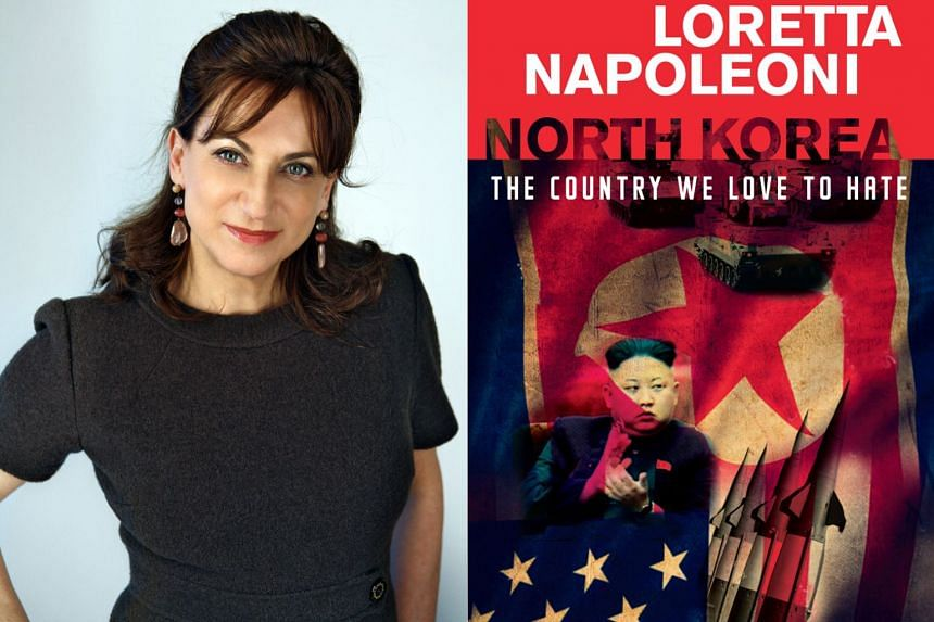 Italian-born writer Loretta Napoleoni turns her sights on explaining what drives the hermit kingdom's leaders in her new book, North Korea: The Country We Love to Hate.