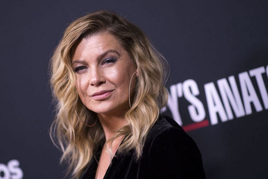 Actress Ellen Pompeo, the highest-paid actress on a television drama, is one of four original cast members left on Grey's Anatomy.