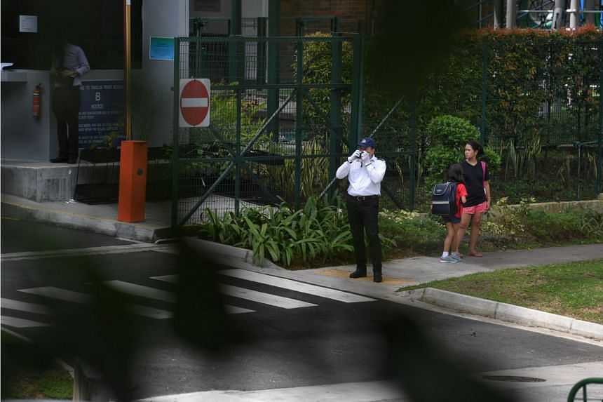 Tanglin Trust School at Portsdown Road on Jan 17. Police have investigated and said the cases involving students at Tanglin Trust School and United World College of South East Asia were not kidnap attempts.