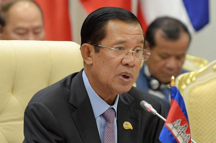 Cambodia's Prime Minister Hun Sen has spoken of staying on for many more years.