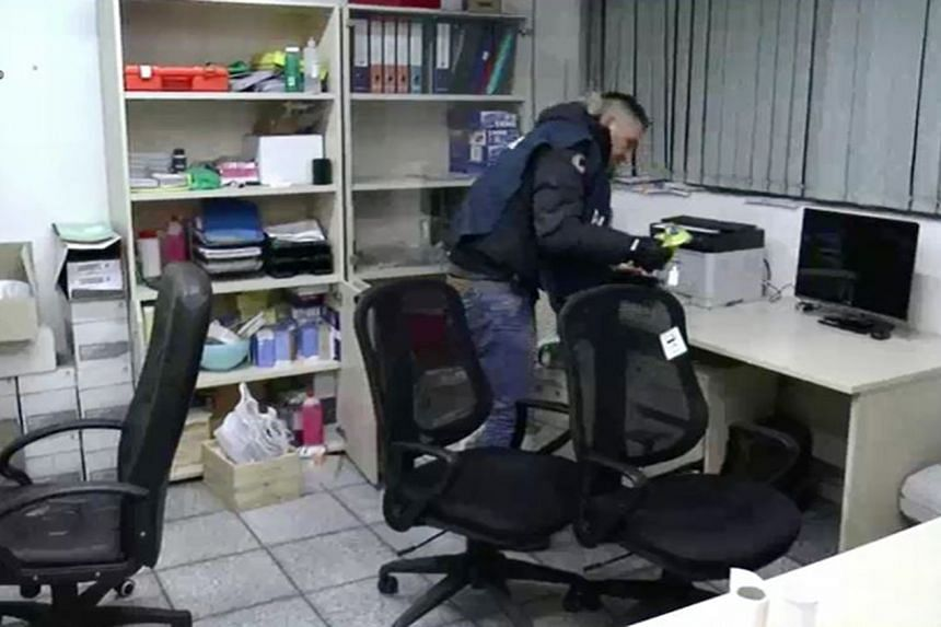 """The investigation, dubbed """"China Truck"""" and opened in 2011, was carried out by police in Prato, a city in Tuscany with a large Chinese community, working mainly in the textile industry."""