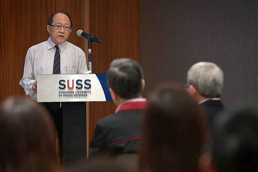 Mr Tan Hsuan Heng, Madam Irene Tan Liang Kheng's nephew and executor of her estate, said he hopes recipients of the scholarship award will continue to uphold her generous spirit.