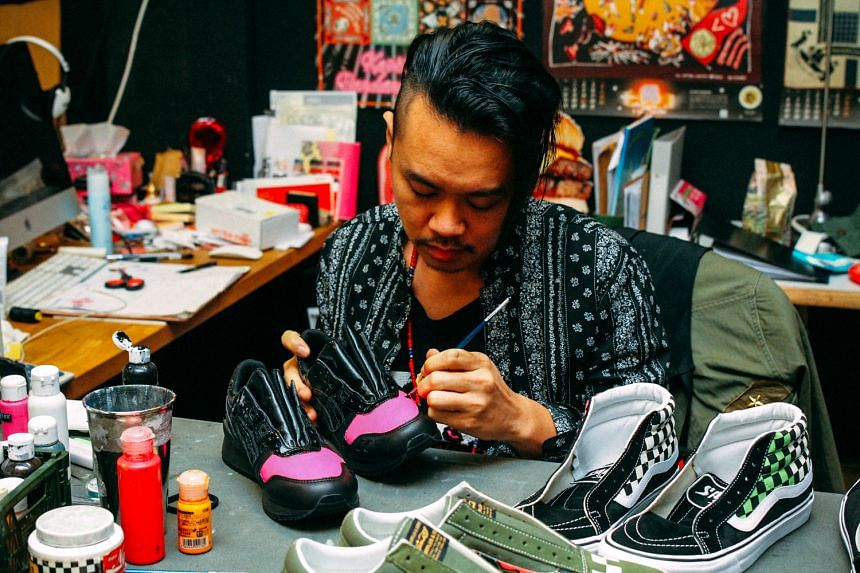 Mr Mark Ong's clientele includes celebrities like American band Linkin Park frontman Mike Shinoda and basketball legend Kobe Bryant.