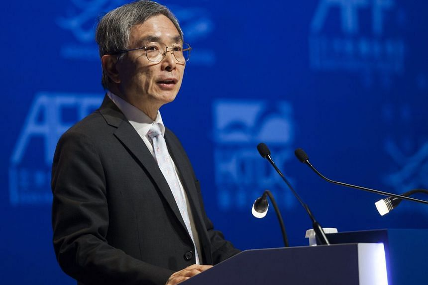 """Hong Kong secretary for financial services and the treasury James Lau said in a statement that """"the bill will enhance the existing regulatory regime for auditors of listed entities""""."""