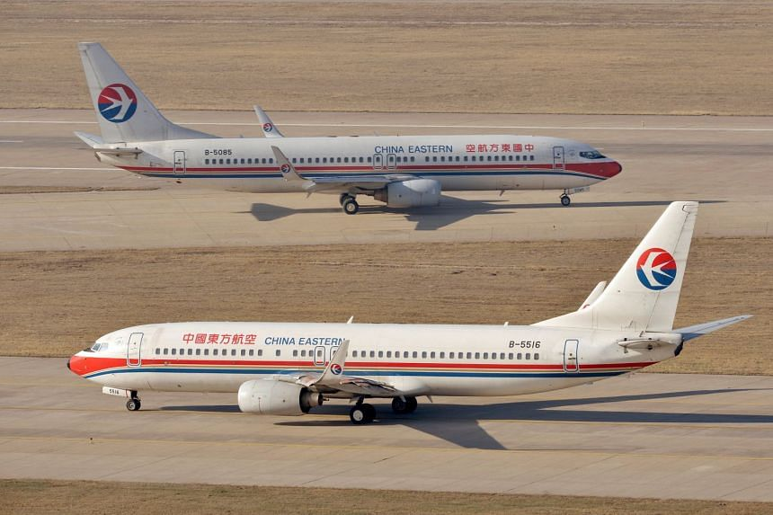 China Eastern Airlines and Xiamen Air have since requested to operate 176 additional flights between Taiwan and China during the Lunar New Year period in mid-February.