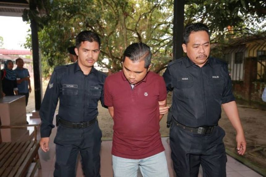 Muhammad Eizat, 22, is alleged to have driven recklessly, causing the death of a van driver and eight passengers.