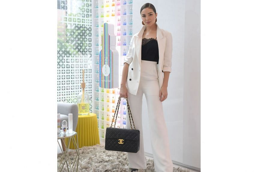 Beauty queen Olivia Culpo's bubbly personality, enviable looks and on-point fashion sense have gained her two million followers on Instagram.