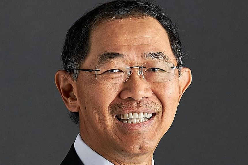 Mr Niam Chiang Meng, 59, has been on Mediacorp's board of directors since November 2016. Mr Ernest Wong, 72, helped improve the company's financial structure, among other contributions.