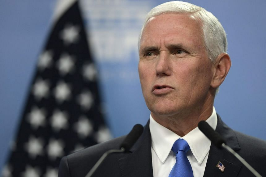 US Vice-President Mike Pence may still face a cold welcome in some capitals and concern over the fate of the UN aid agency for Palestinians.