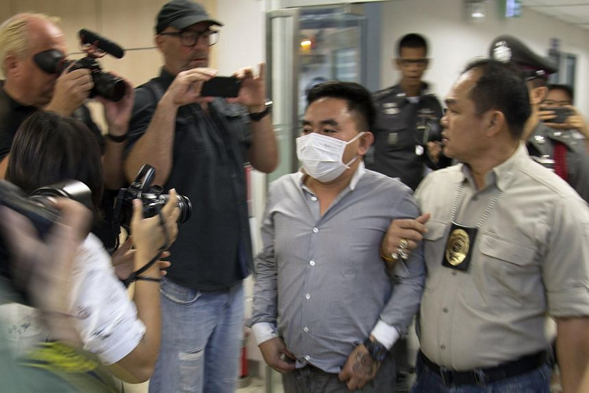 Vietnamese national Boonchai Bach was arrested over the smuggling of 14 rhino horns worth around US$1 million (S$1.3 million) from Africa to Thailand.