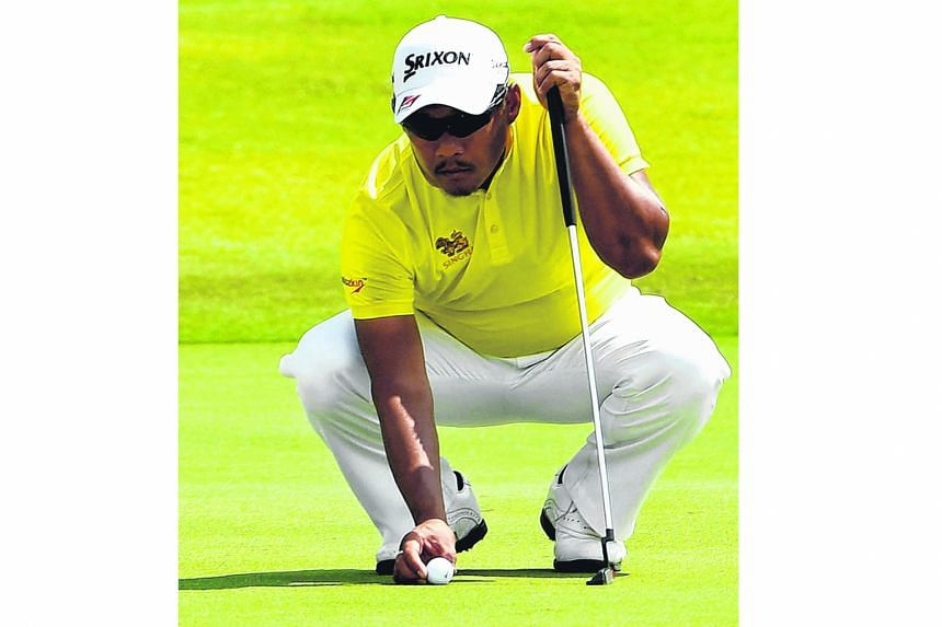 After losing his Asian Tour card with a 106th-spot finish in last year's Order of Merit, Chapchai Nirat wants a good start to 2018.