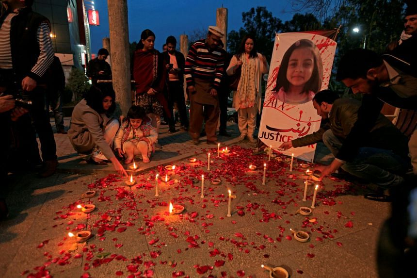 The rape and murder of six-year-old Zainab Ansari earlier this month sparked outrage and protests across Pakistan.