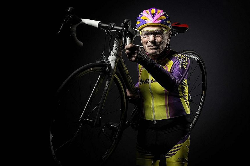 Frenchman Robert Marchand has shown that age is merely a limitation on the mind, after setting a world record for the most number of miles pedalled in an hour for a centenarian in 2014. The 106-year-old retired from competitive cycling earlier this m