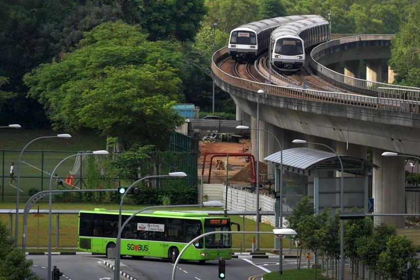 The Land Transport Authority is considering running more buses along key rail stretches, especially during peak periods, said Minister for Transport Khaw Boon Wan in a Facebook post on Jan 21, 2018.