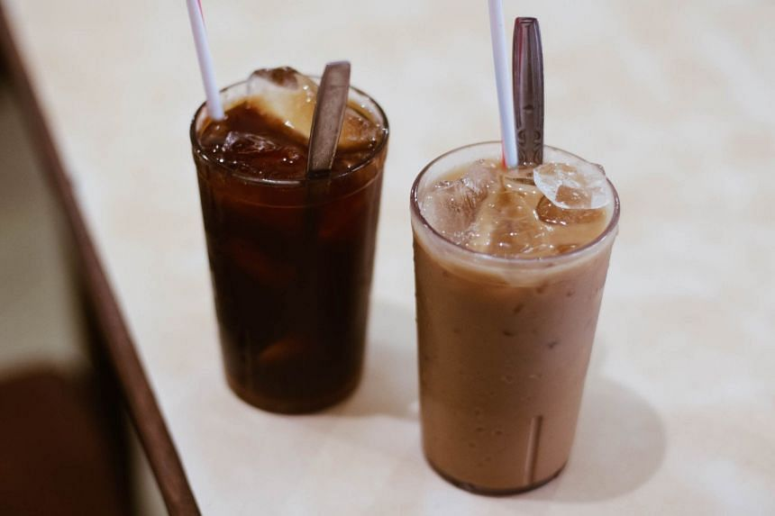 Tak Kie Iced Coffee Shop has been serving traditional iced coffee since 1927,