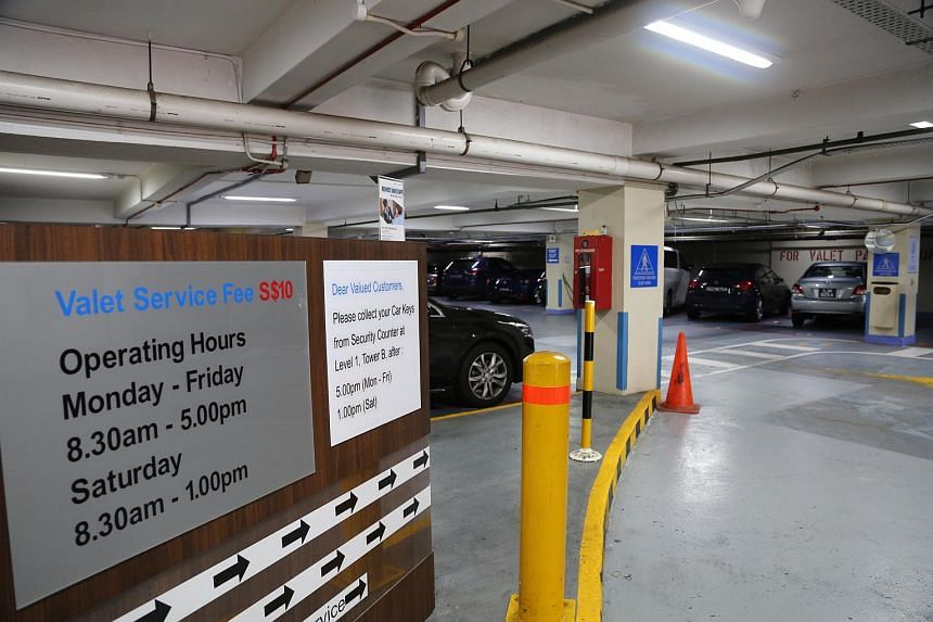 The owner had left the keys inside the car for valet service staff, in the Basement 2 carpark of Mount Elizabeth Hospital, but the suspect drove the vehicle away.