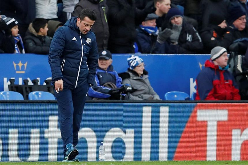 Marco Silva was a target for Everton earlier in the campaign after an excellent start to the season that saw Watford climb as high as fourth in the Premier League table.