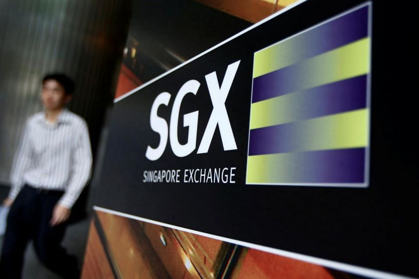 Top gainers in early morning trade included the Singapore Exchange, which rose 21 Singapore cents to S$8.19.
