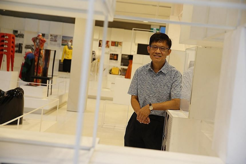 Mr Tan Pheng Hock, chairman of the Design Education Review Committee, said the role of design has evolved, with companies seeing the capability as a competitive advantage if they can think of the needs of consumers and create products that cater to t