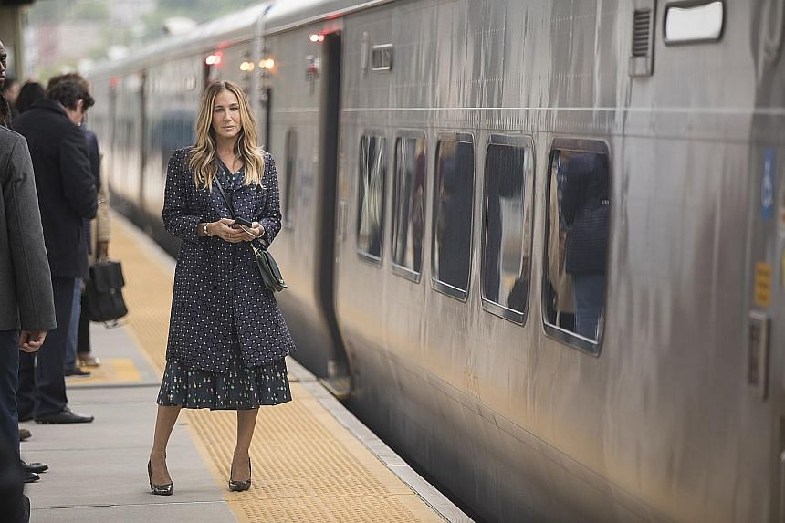 Sarah Jessica Parker plays Frances, a newly divorced woman contemplating the next chapter of her life.