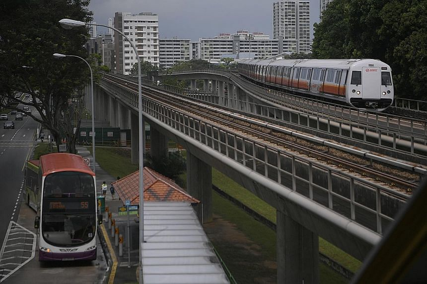 Mr Khaw Boon Wan said in a post that running more buses along key rail stretches would strengthen the transport network while providing backup.
