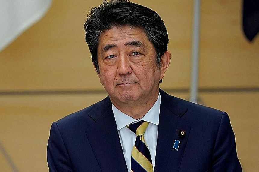Mr Shinzo Abe will also address demographic concerns, including Japan's ageing society and low birth rates.