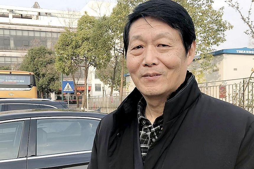 Mr Wang Dongsheng, a senior executive at JAC, said the company's goal is to go global. JAC aims to make one million cars annually by 2020, out of which 30 per cent, or 300,000 units, will be new-energy vehicles.