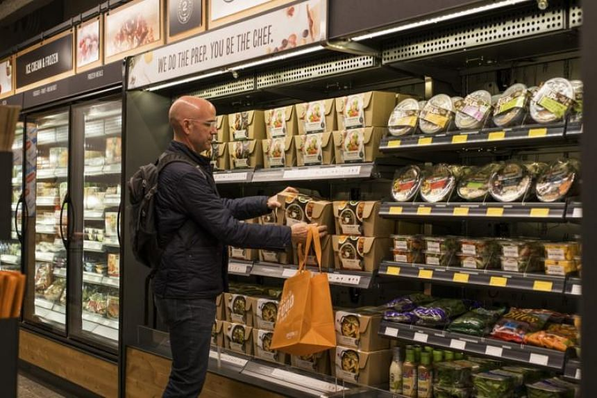 Amazon did not discuss if or when it will add more Go locations, and reitereated it has no plans to add the technology to the larger and more complex Whole Foods stores.