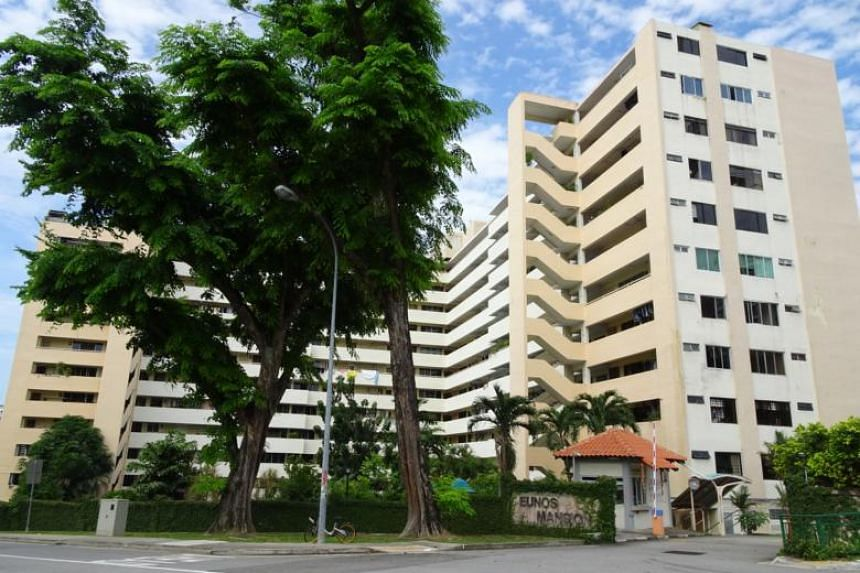 The reserve price for Eunos Mansion is S$218 million, translating to a land rate of S$1,219 psf per plot ratio.