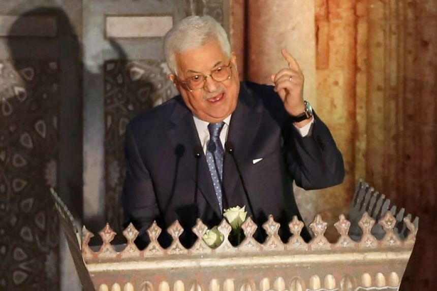 Palestinian leader Mahmud Abbas will ask the EU to officially recognise the state of Palestine when he meets foreign ministers from the bloc on Jan 22.