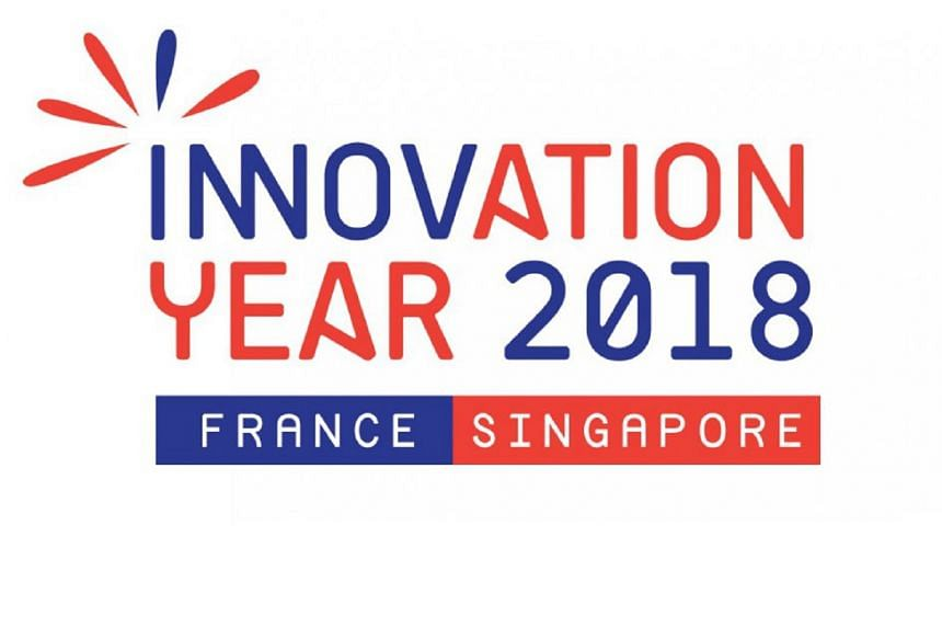 France-Singapore Year of Innovation 2018 will see the nations host events such as VivaTechnology and the Smart Nation Innovations Week.